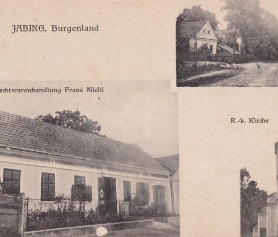 Ansichtskarte von Jabing