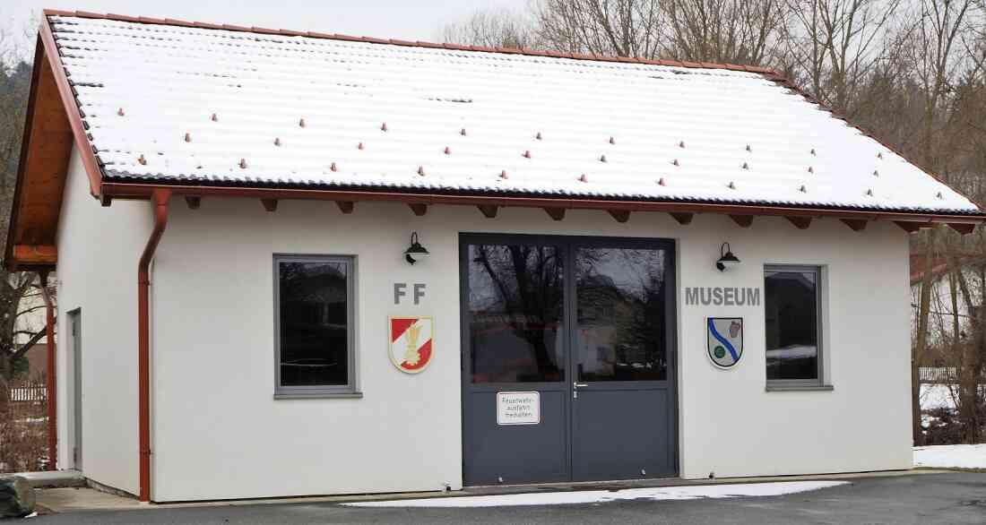 Feuerwehrmuseum Jabing